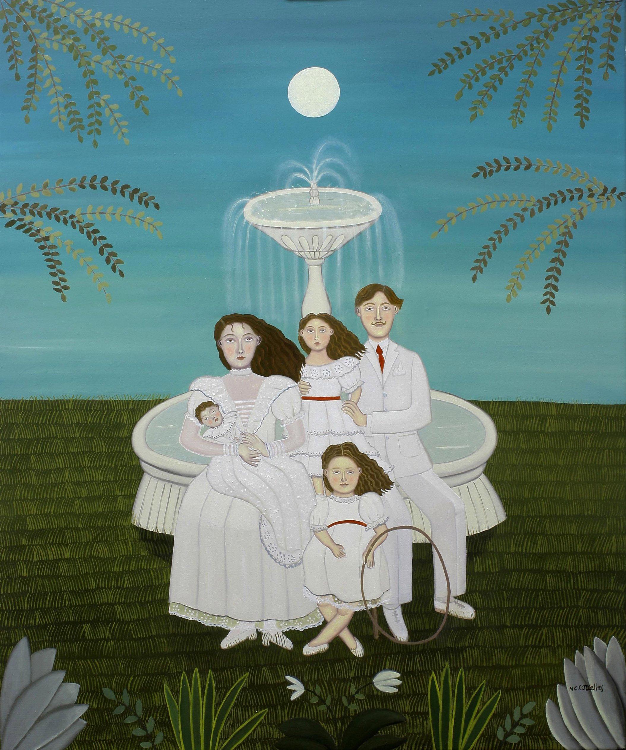 Blanco susurro (2013) - Carmen Corcelles