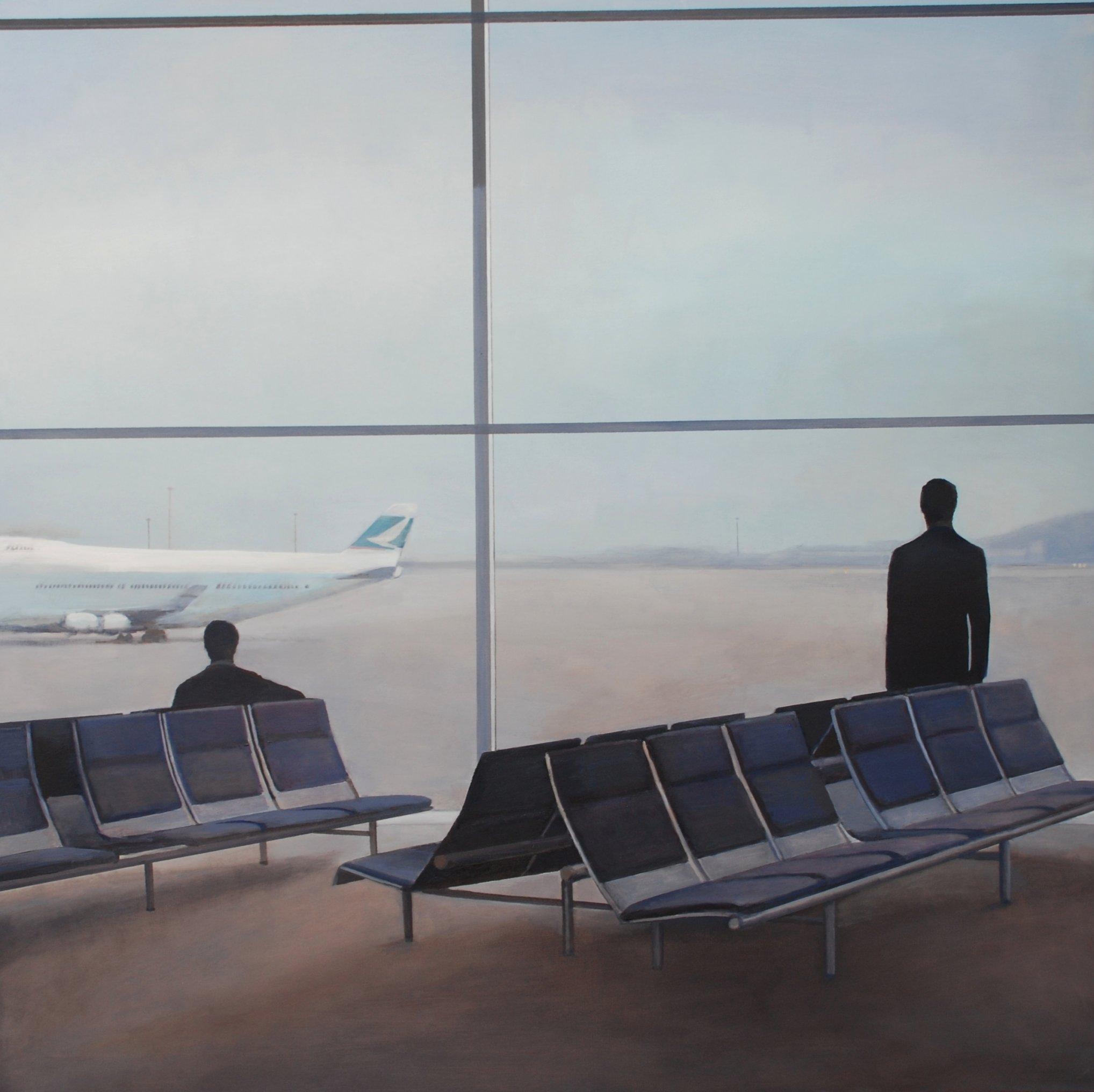 Aeropuerto de Hong Kong (2007) - Federico Granell