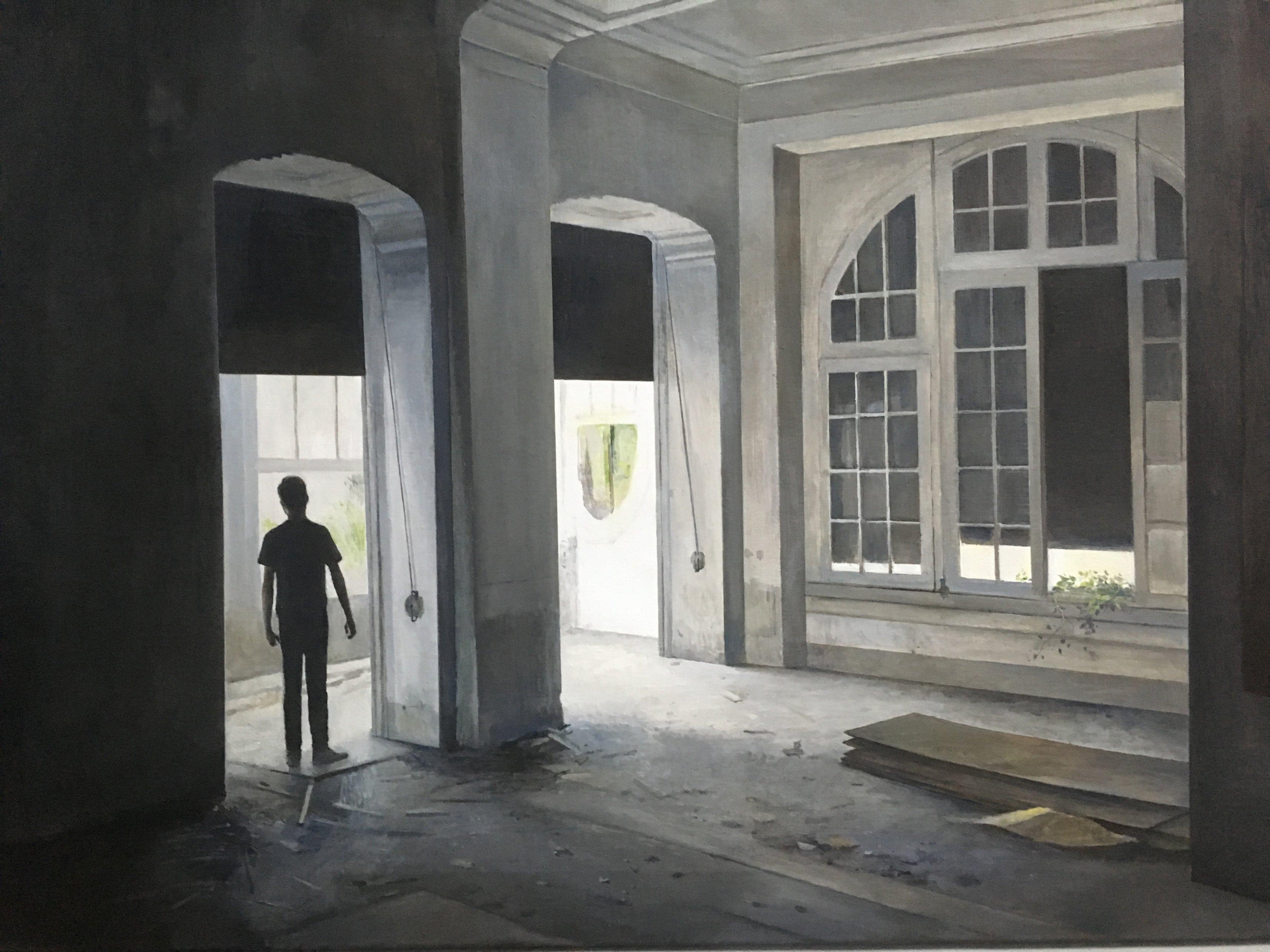 Interior de Villa Excelsior (2015) - Federico Granell