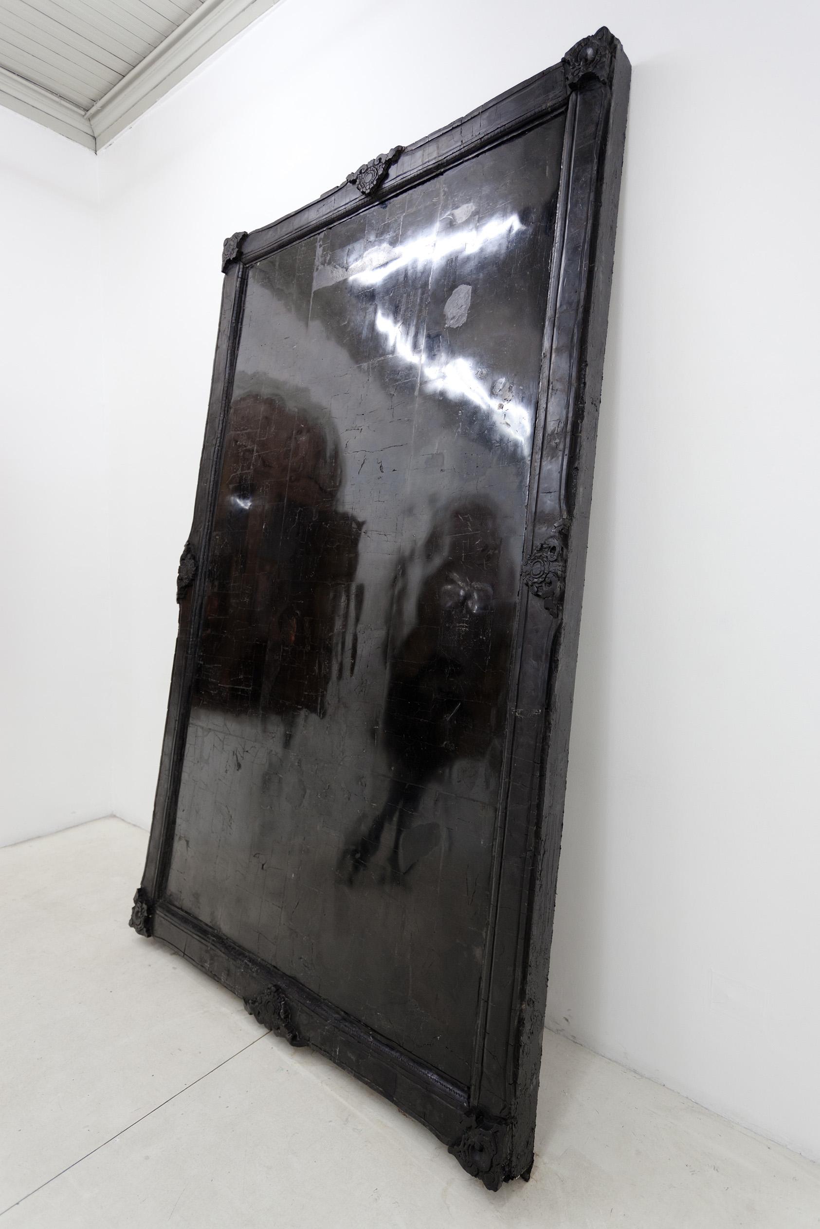 Espejo de carbón