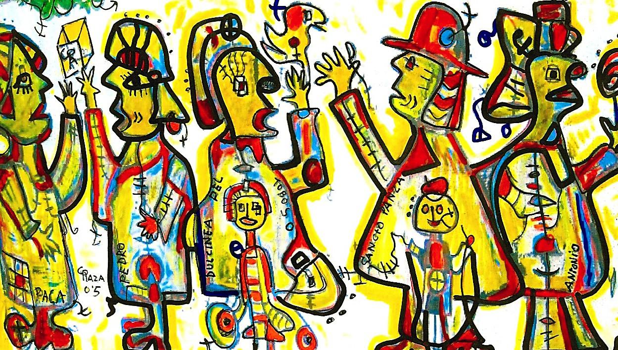 En un lugar de La Mancha (2005) - Consuelo Plaza Aranda