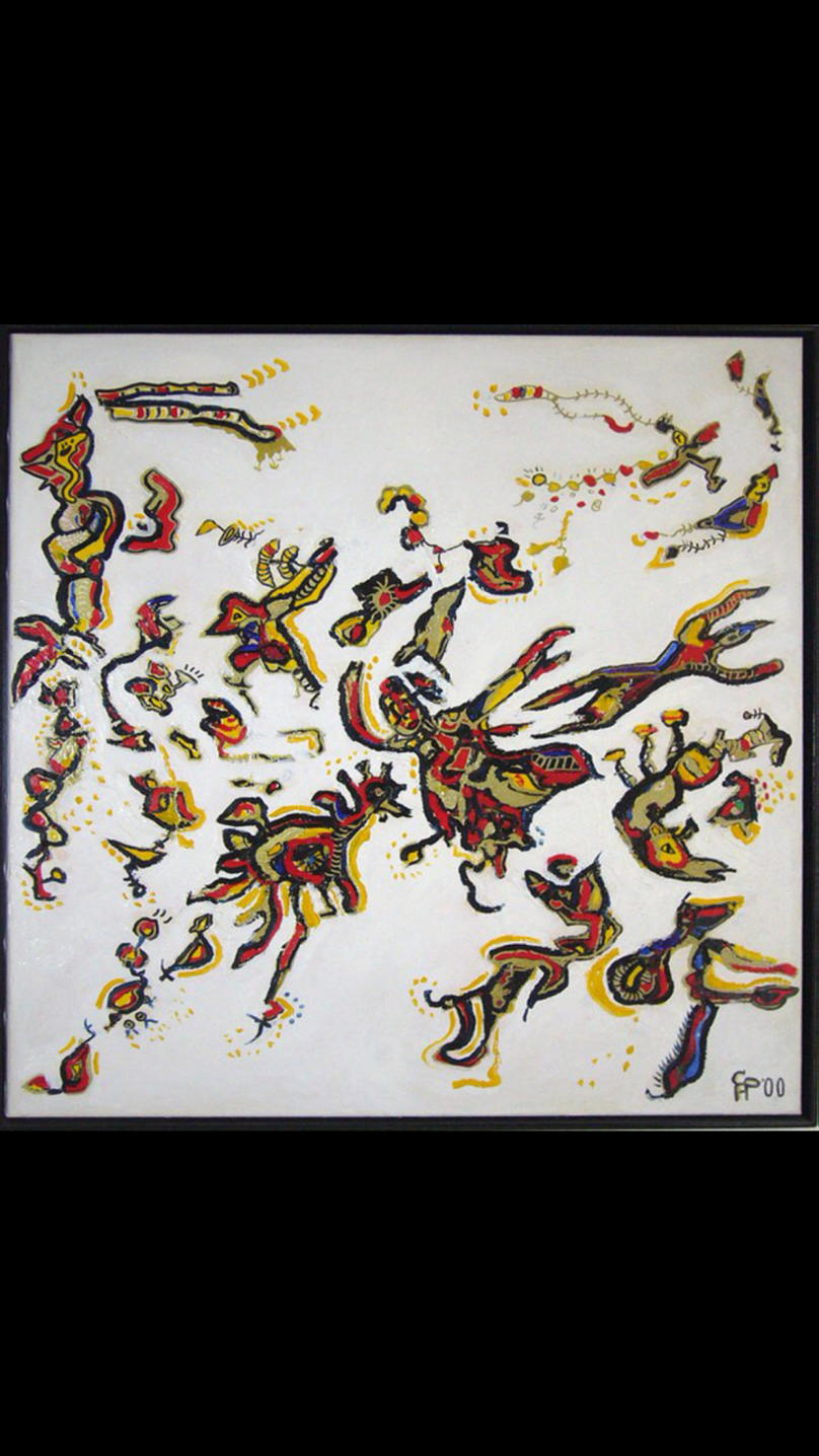 Primavera (2000) - Consuelo Plaza Aranda
