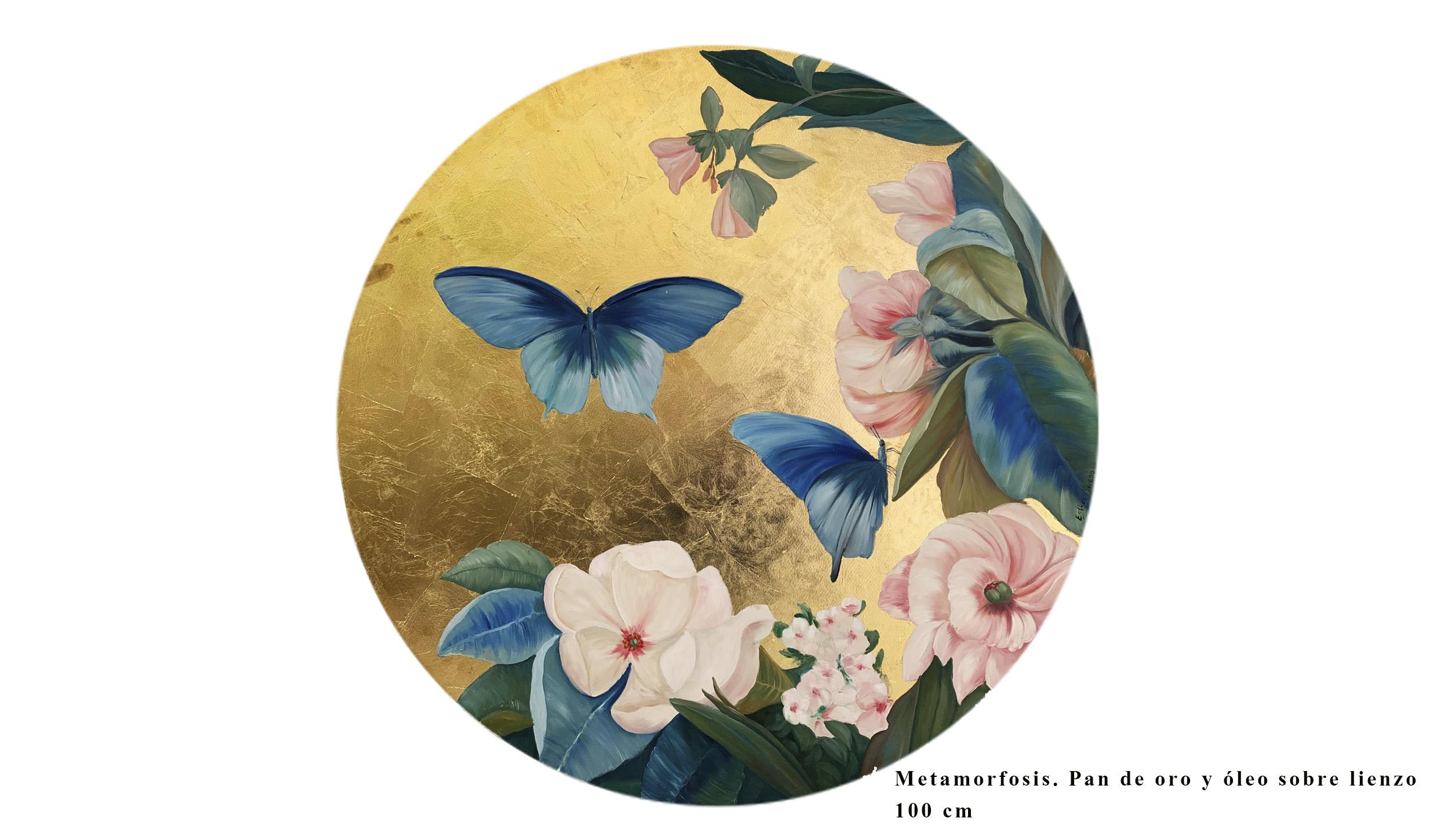Metamorfosis (2019) - Esther Moreno