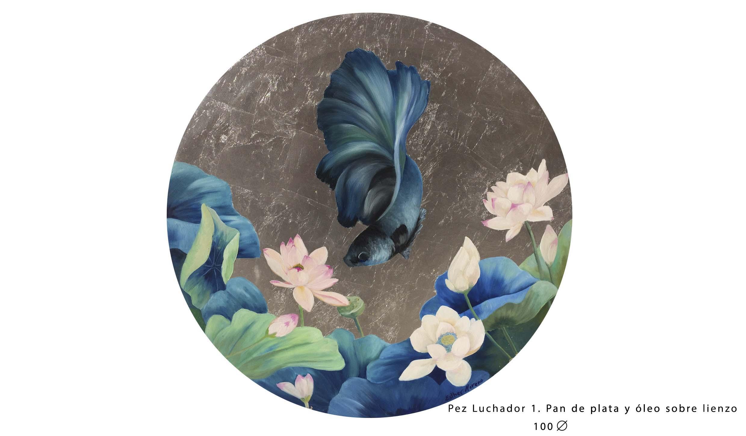 Pez Luchador (2018) - Esther Moreno