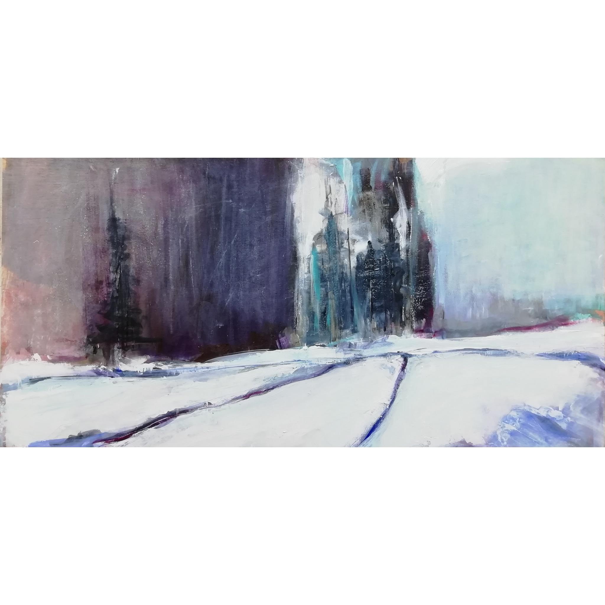 Caminos en la nieve