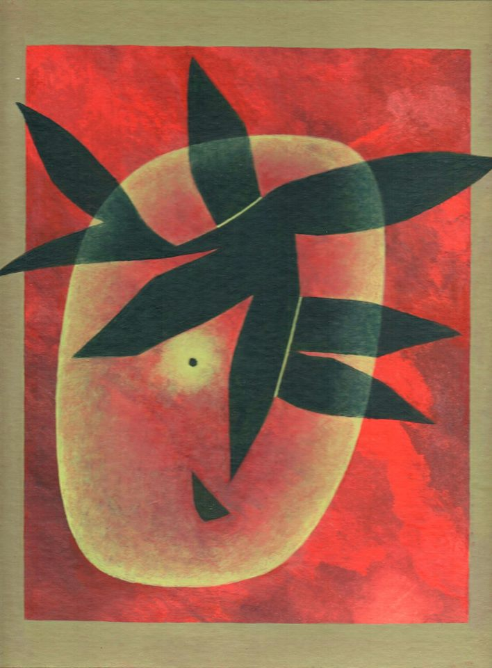 MÁCARA CON HOJAS (2007) - Miguel Angel Albini