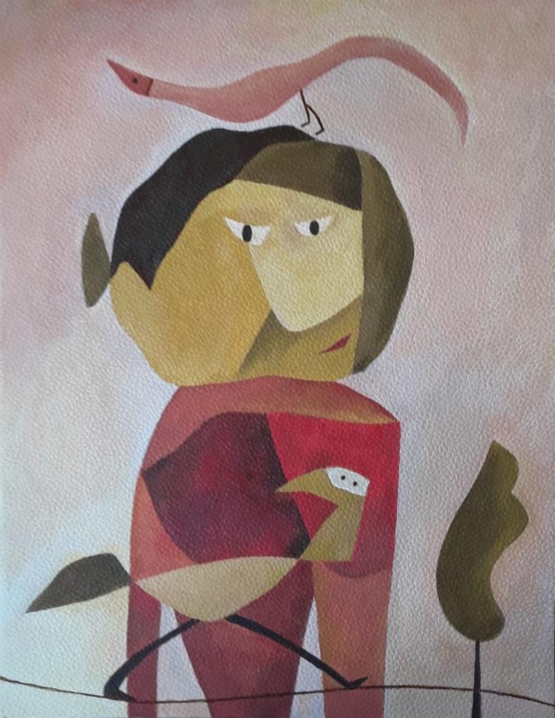 LA VISITA DE LOS PÁJAROS (2019) - Miguel Angel Albini