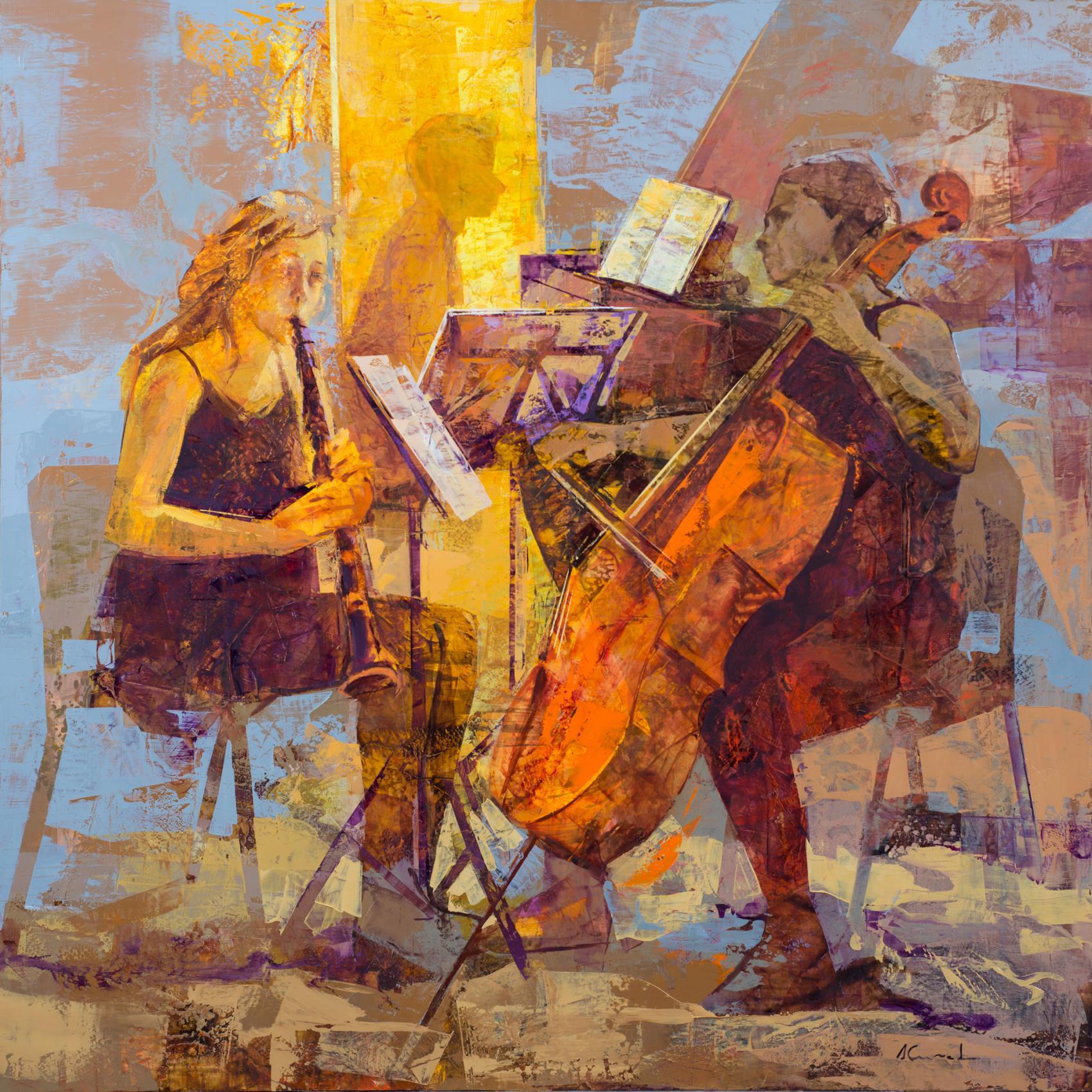 Trío para clarinete op.114