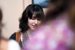 Grace Weinrib.  Fotografía Bernardita Bennett. Cortesía Fundación AMA (Chile).