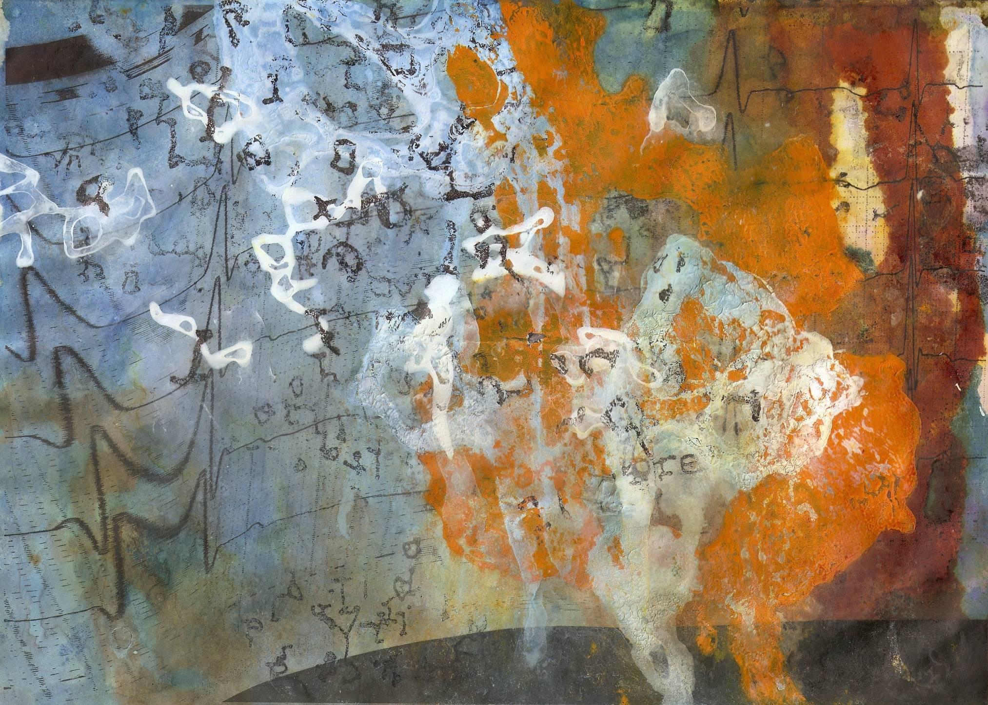 Latidos Urbanos III (políptico metacrilato) (2015) - Luis González Boix