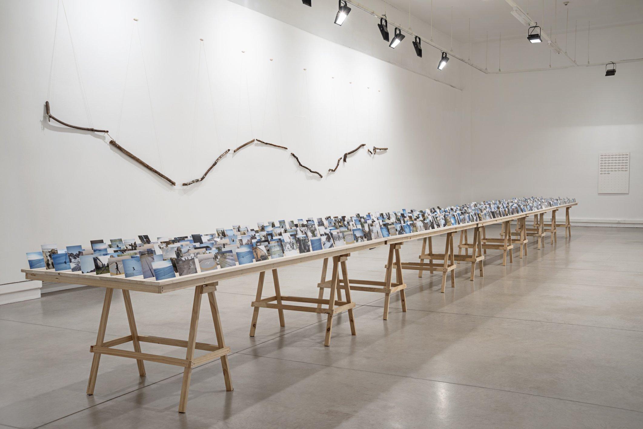 Otros Viajes, Museo de Arte Contemporáneo. Parque Forestal. (2014) - Teresa Aninat