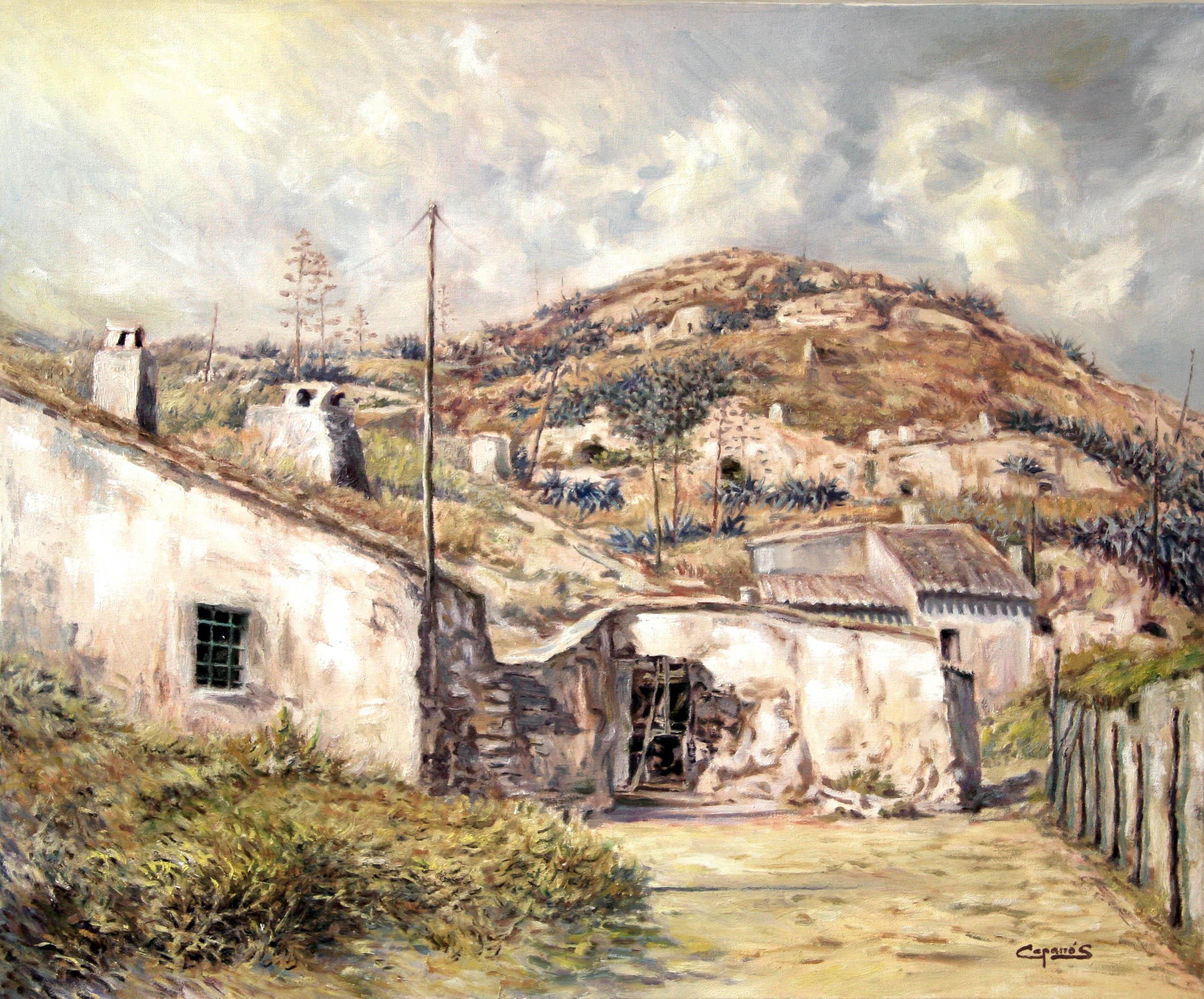 0223 - Paraje del Castillo - Casas Cueva - Pto. Lumbreras (MU) (2013) - Antonio Caparrós García