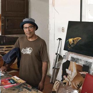 Fotografía: Alfredo Ceibal. Fotografía del sitio Despacio.cr. Cortesía del artista y la Fundación Paiz