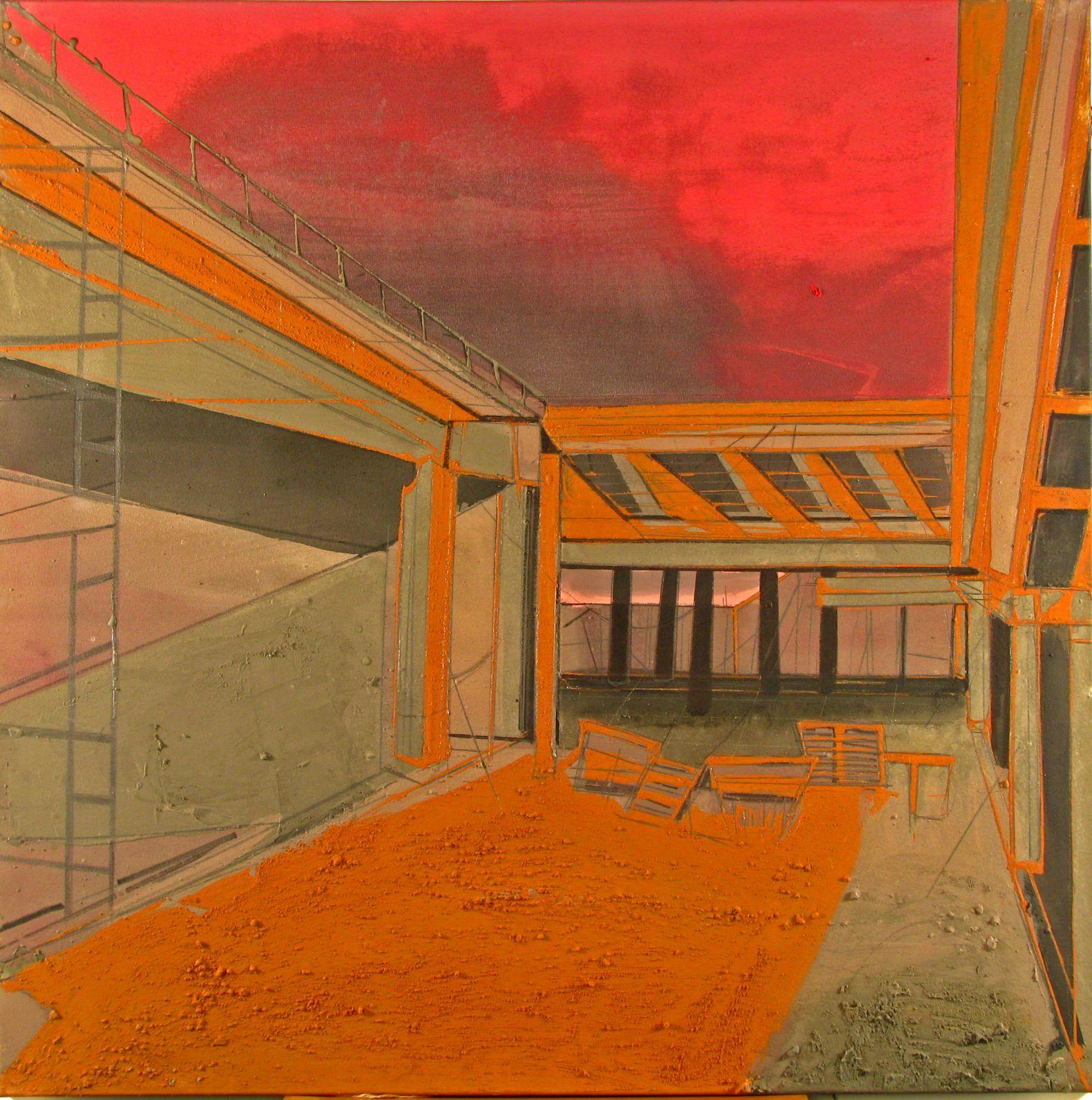 De la serie Metro cuadrado (2008) - Carlos Carmona - dissidenxia