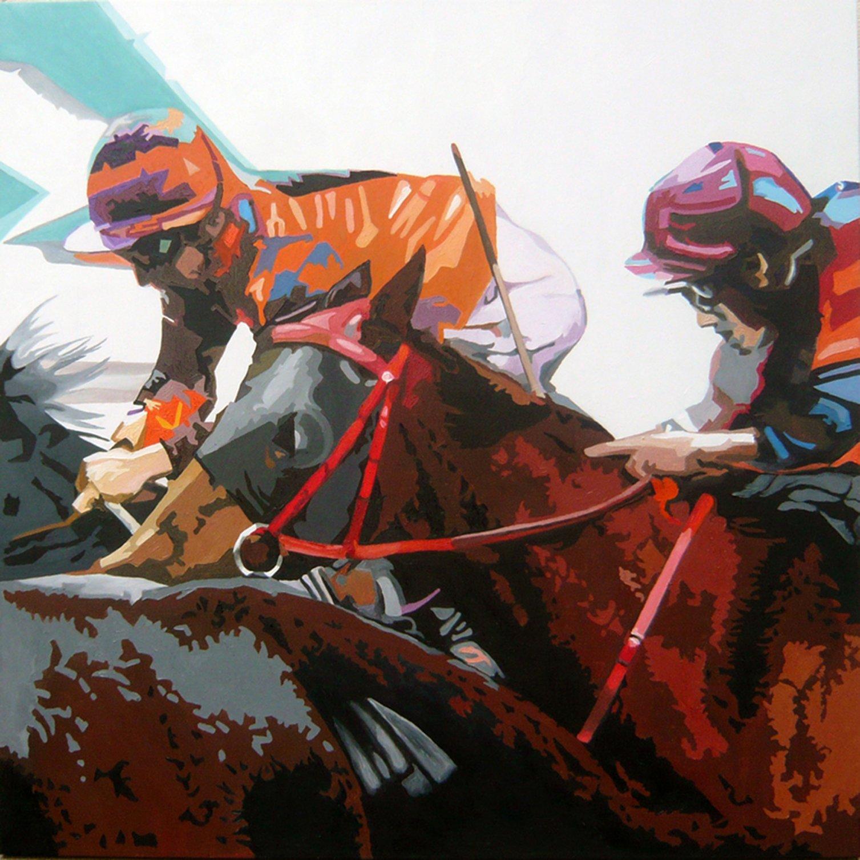 Racing II (2013) - Ramon Ors Iriarte