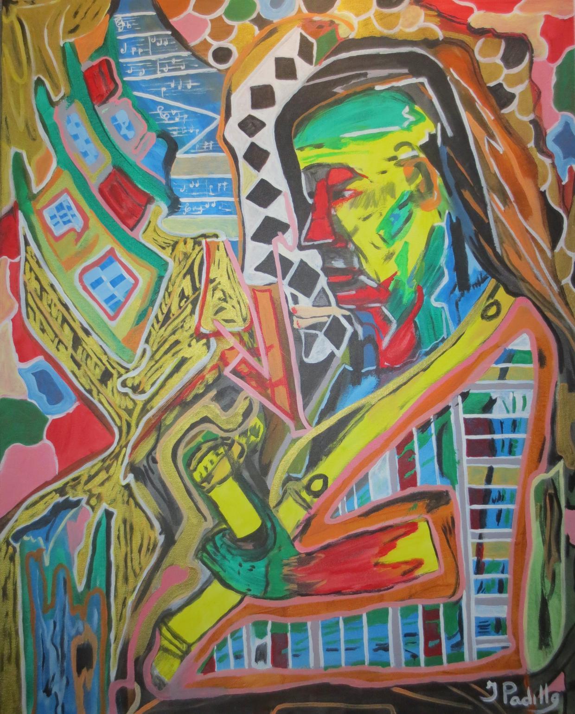el músico de la familia (2014) - Juan Padilla Alex