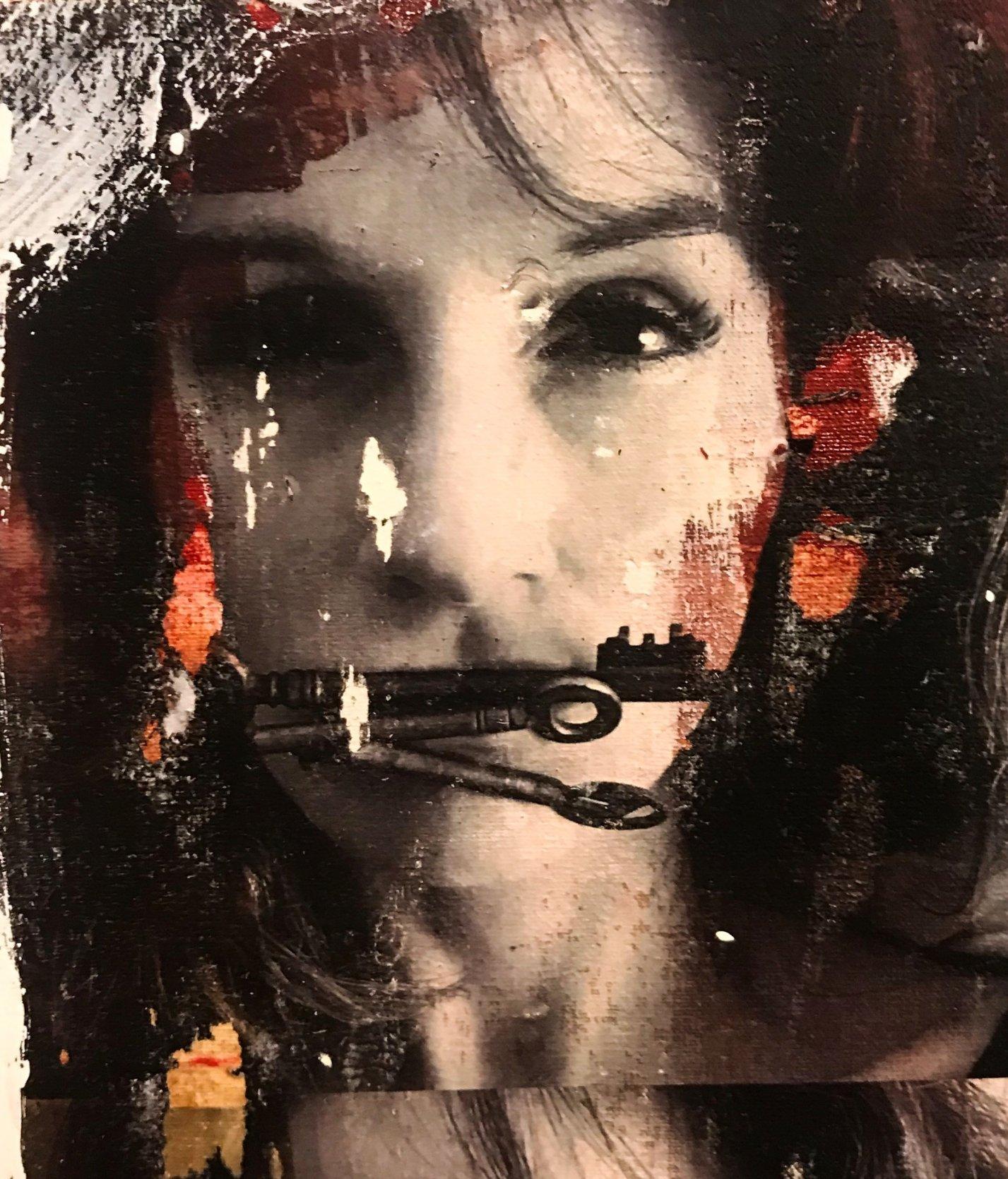 Sin Título. Detalle (2019) - Paola Ferraris