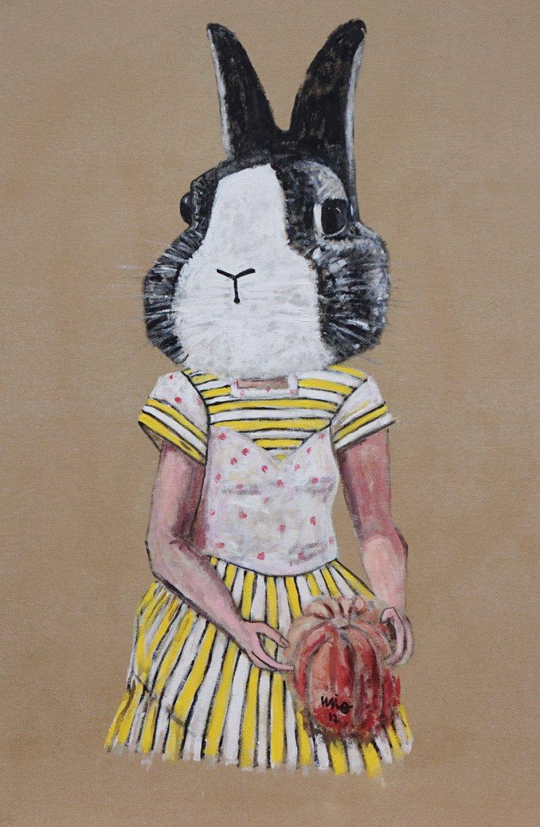 Mama bunny