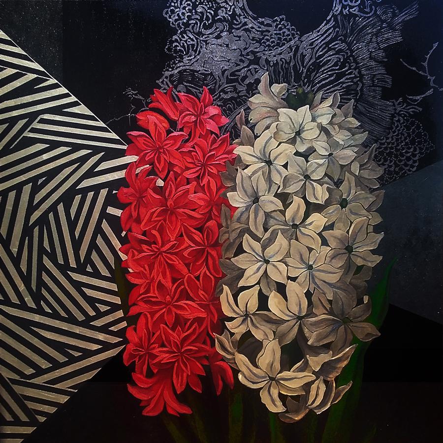 retrato de pareja (2017) - Magaly Sánchez