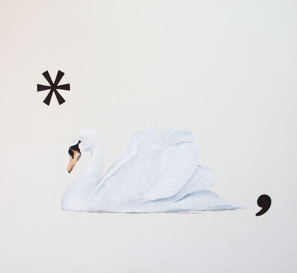 El blanco de Mallarme (2014) - Yornel Martínez Elías