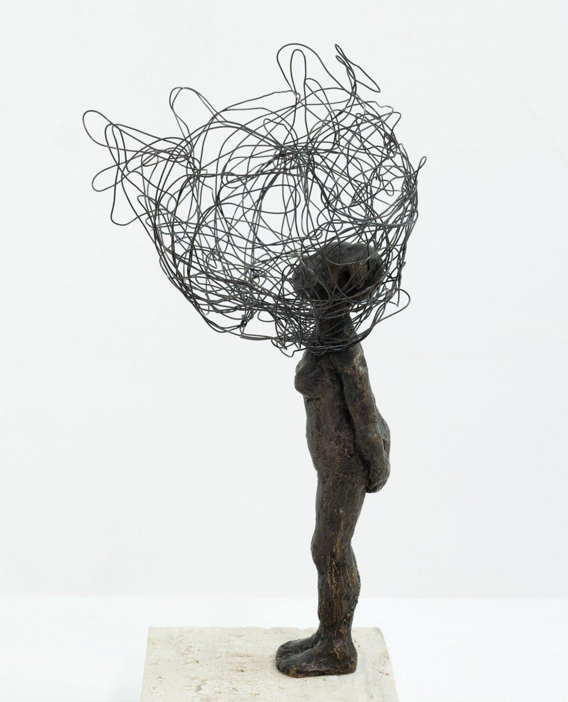 Nube de idea I (2018) - Mariko Kumon