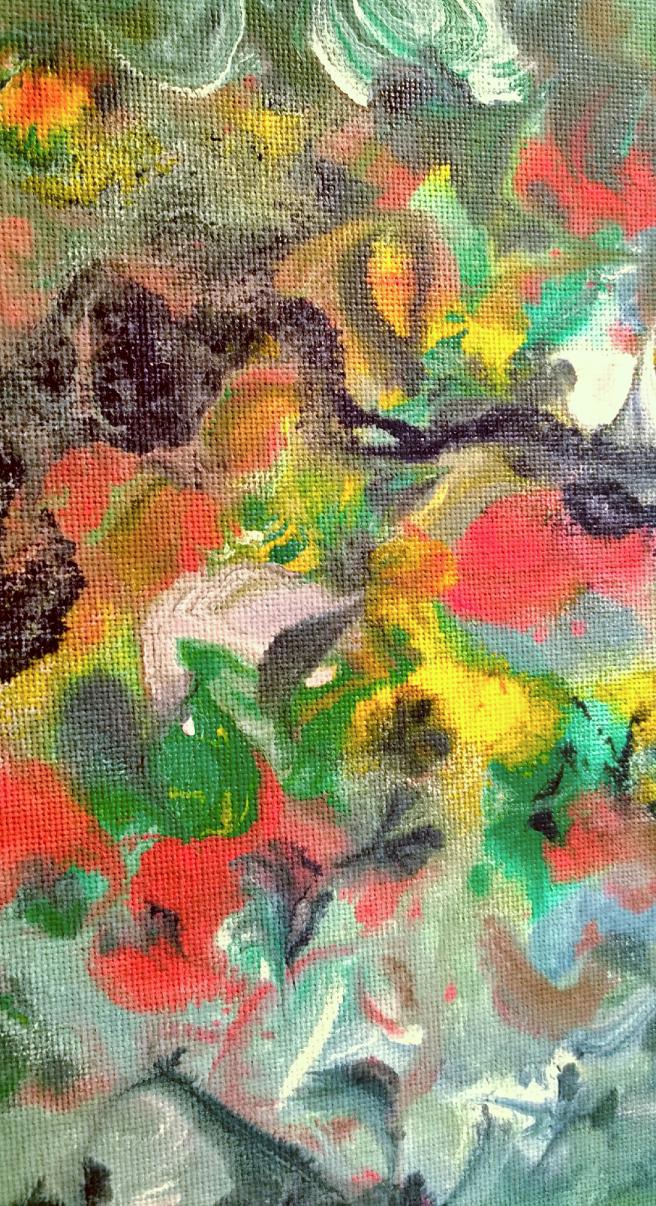 flores (2017) - Marisa Gonzalez Arche