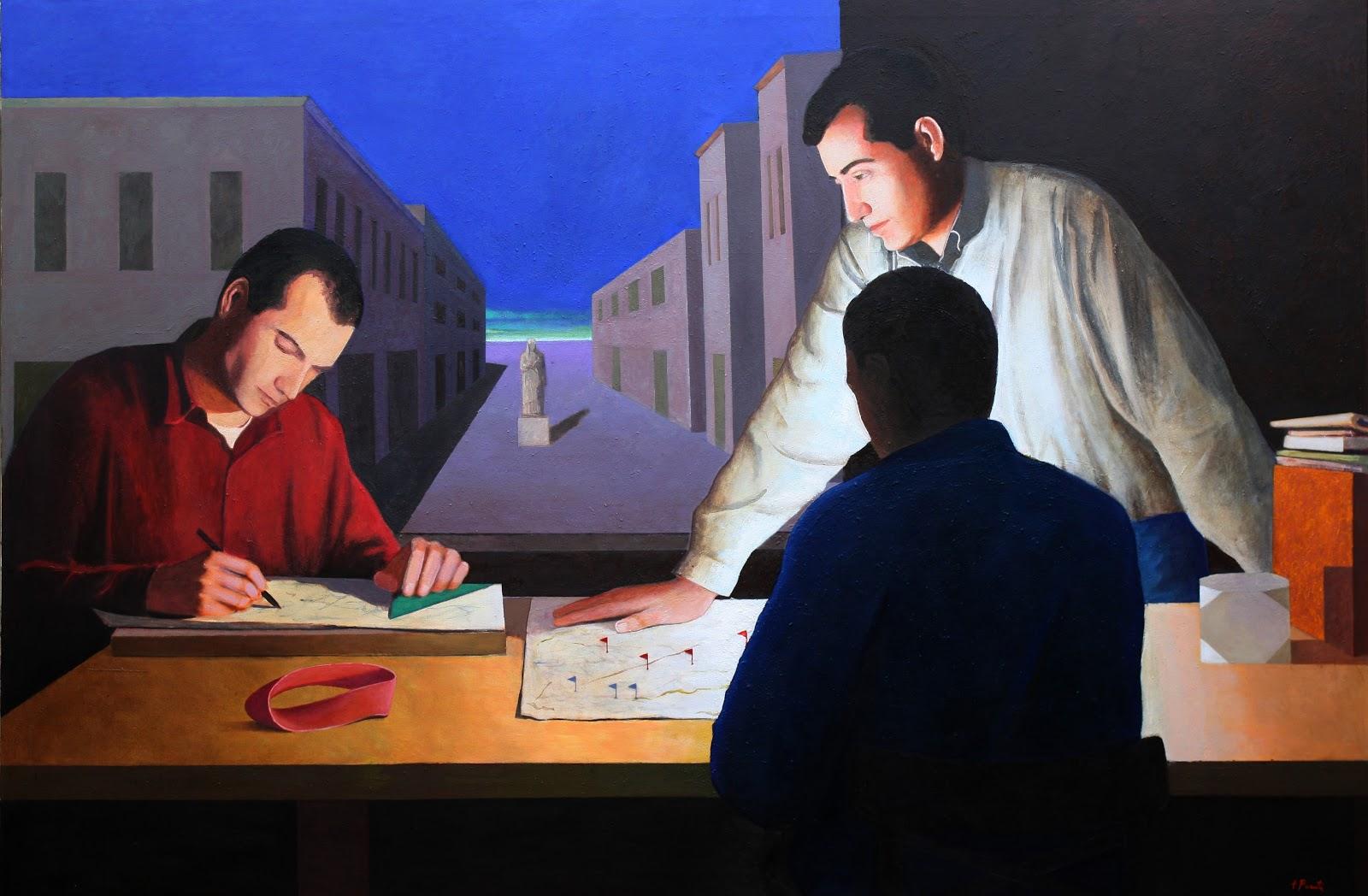 Los estrategas (2010) - Fernando Puente