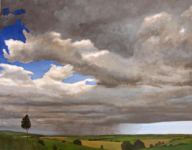Persistencia de la lluvia (2013) - Fernando Puente