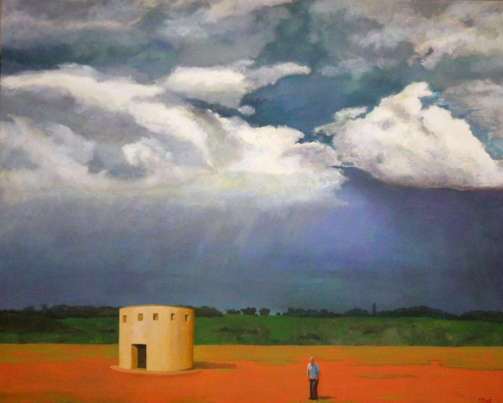 Persistencia de la lluvia II (2013) - Fernando Puente