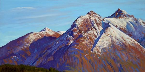 Cerros nevados, 2013
