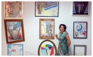 Aima Martin - Exposición El Vaso 2020