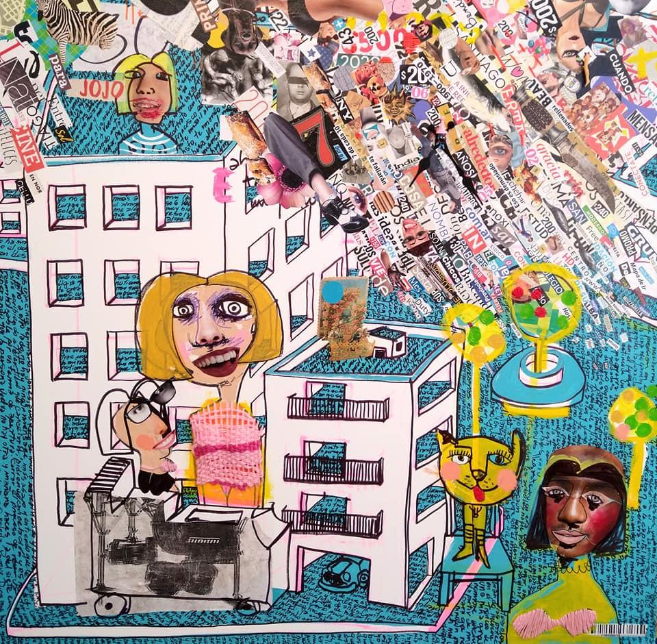 Se me mezclan los sonidos (2020) - Alexei Serrano