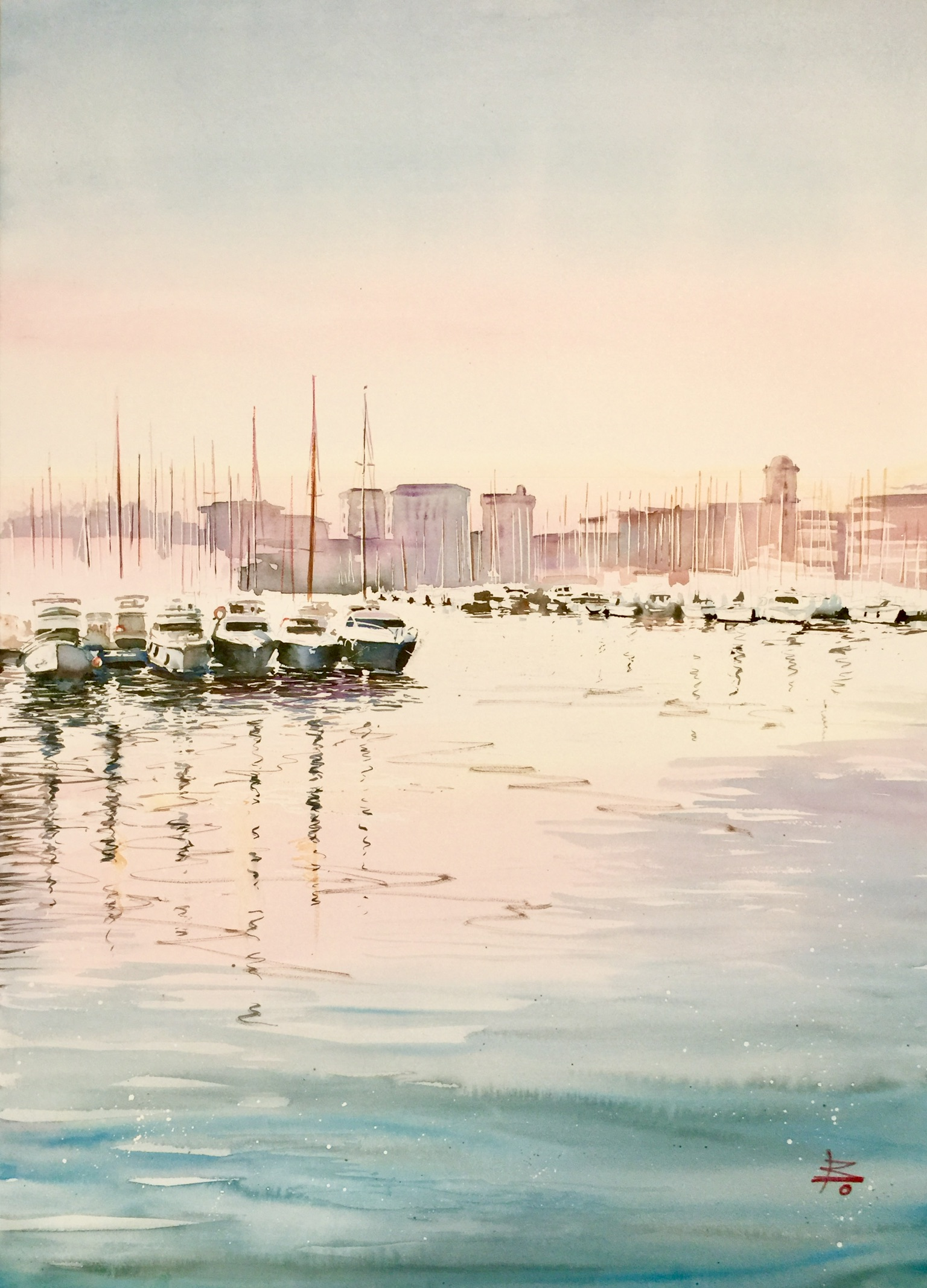 Port Vieux (2017) - Beatriz de Bartolomé