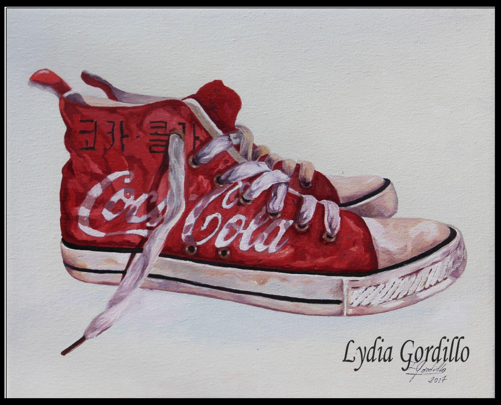 """""""Coke"""" (2018) - Lydia Gordillo"""