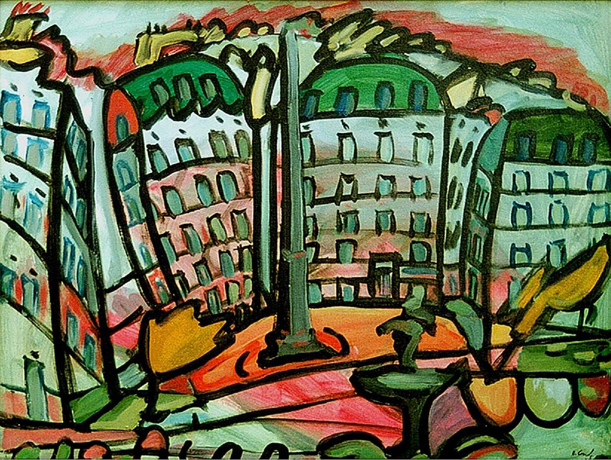 PARÍS PLACE VENDOME (1997) - Alejandro Conde López