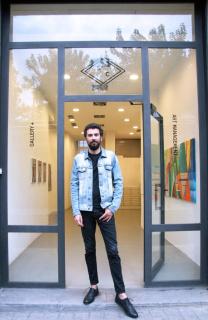 Sergio Garcia Bayon en SC Gallery Bilbao