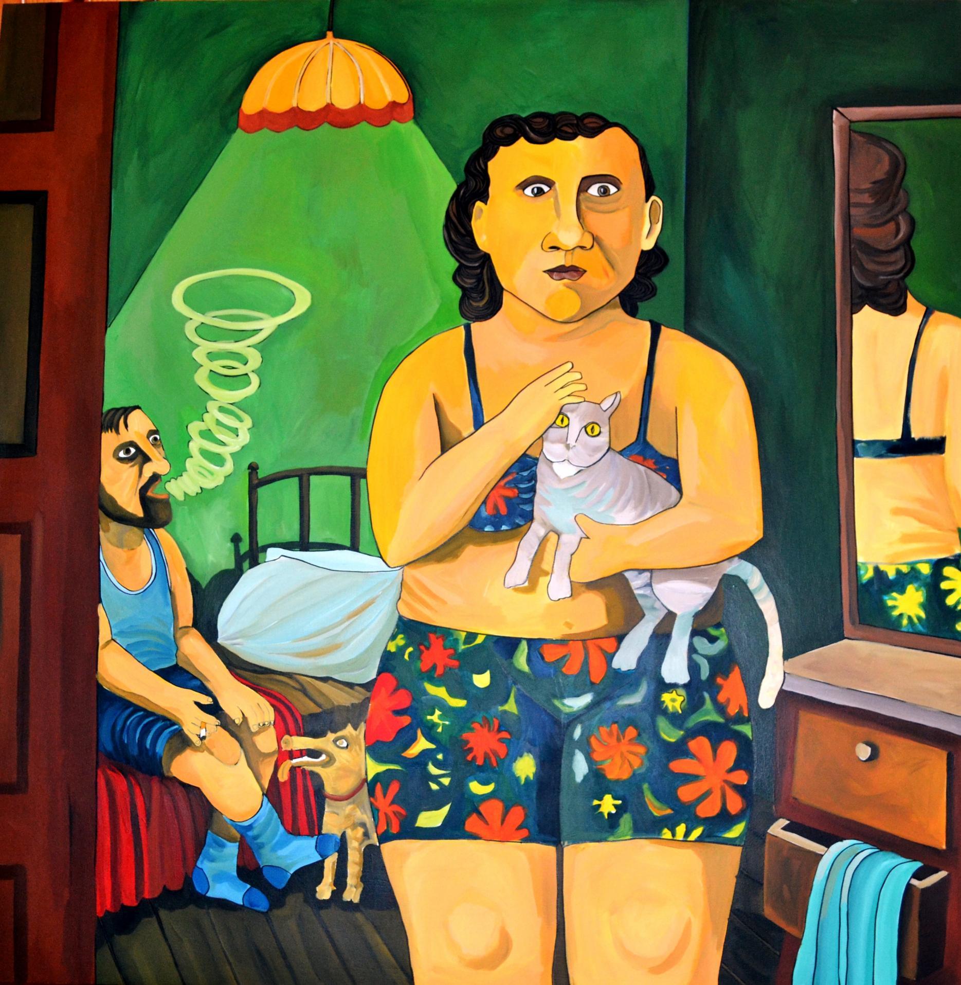 Pateando la Perra (2016) - Leonardo Sepulveda