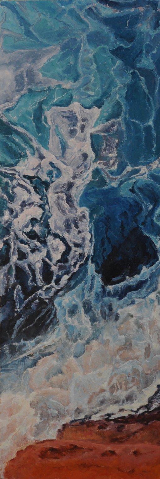 Busco hacerte sentir el mar (2019) - Fuensanta Ruiz Urien - Fuensanta R.Urien