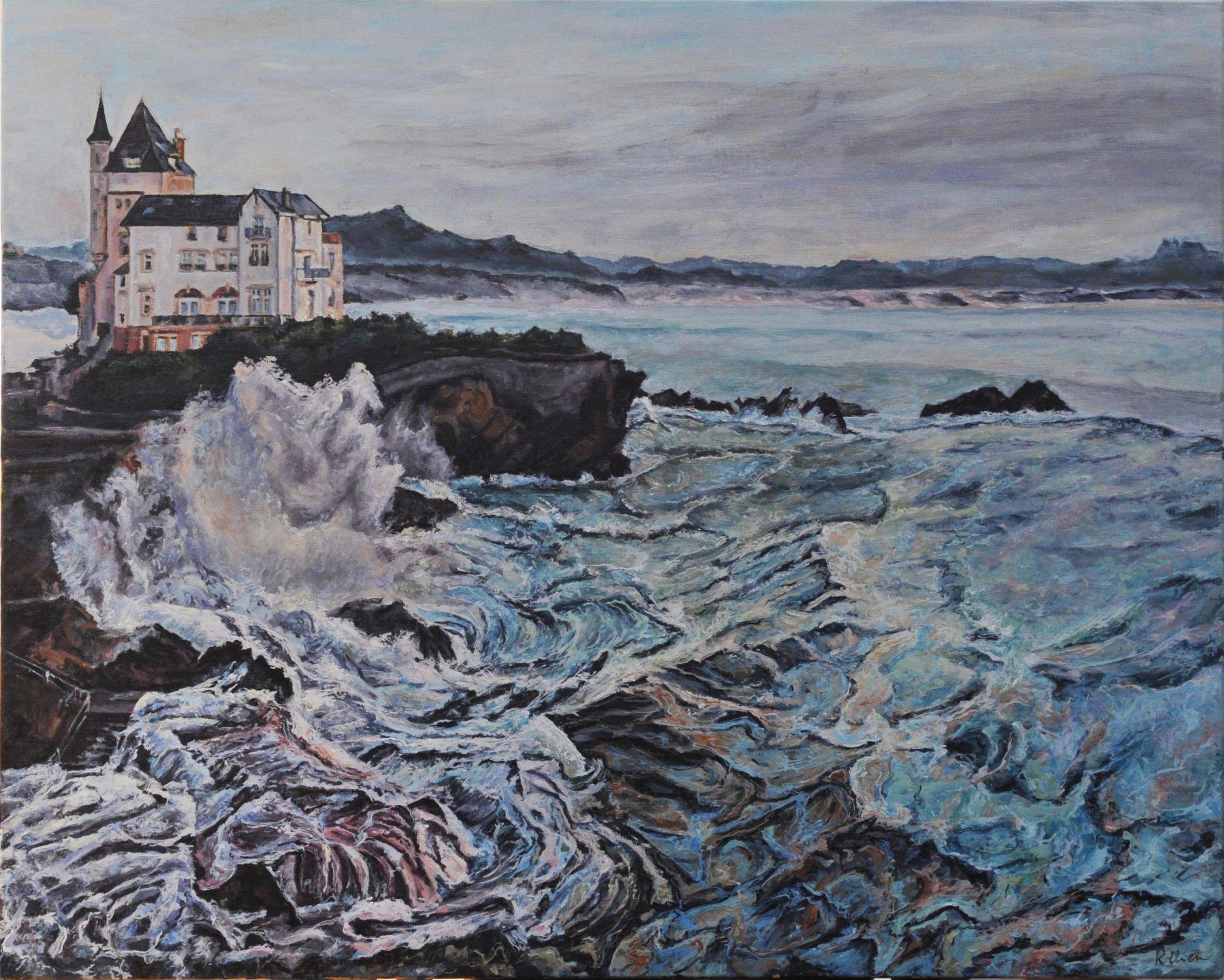 Cuando la mar se emociona (2018) - Fuensanta Ruiz Urien - Fuensanta R.Urien