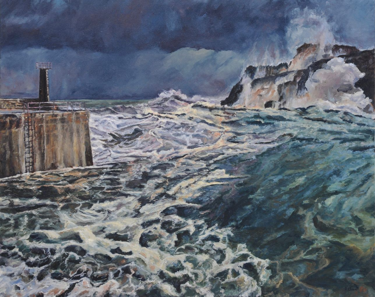 Esto es el mar (2018) - Fuensanta Ruiz Urien - Fuensanta R.Urien