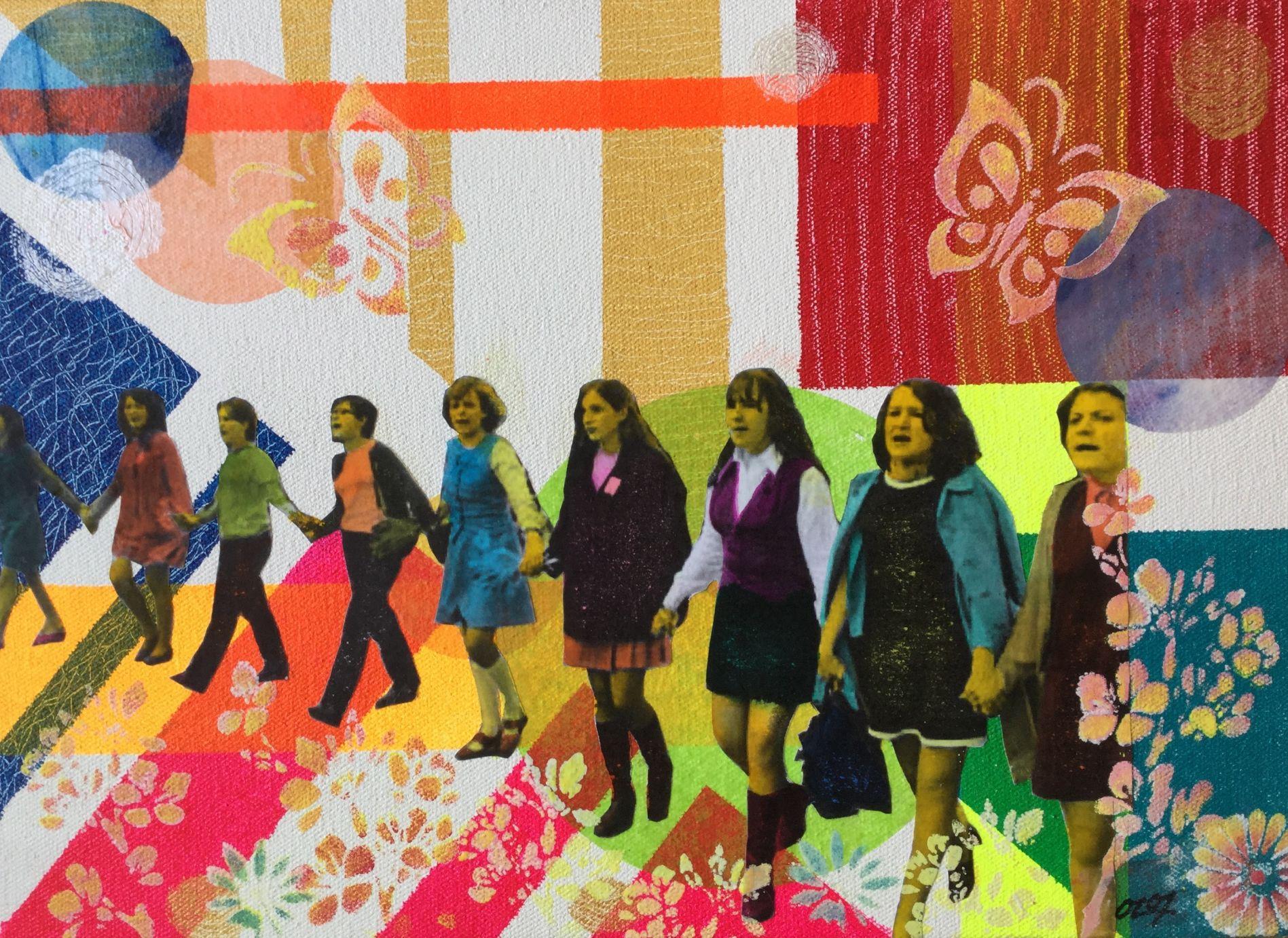 Las primeras (2019) - Olga Moreno Maza