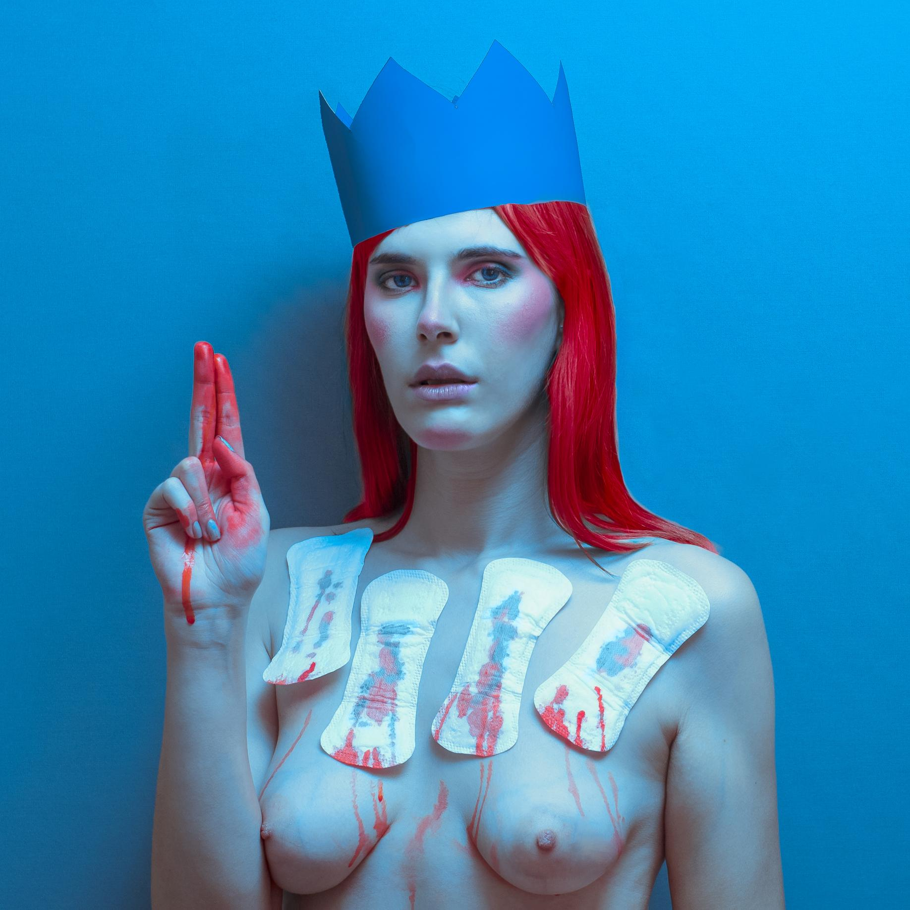 De sangre azul (2018) - Yolanda García