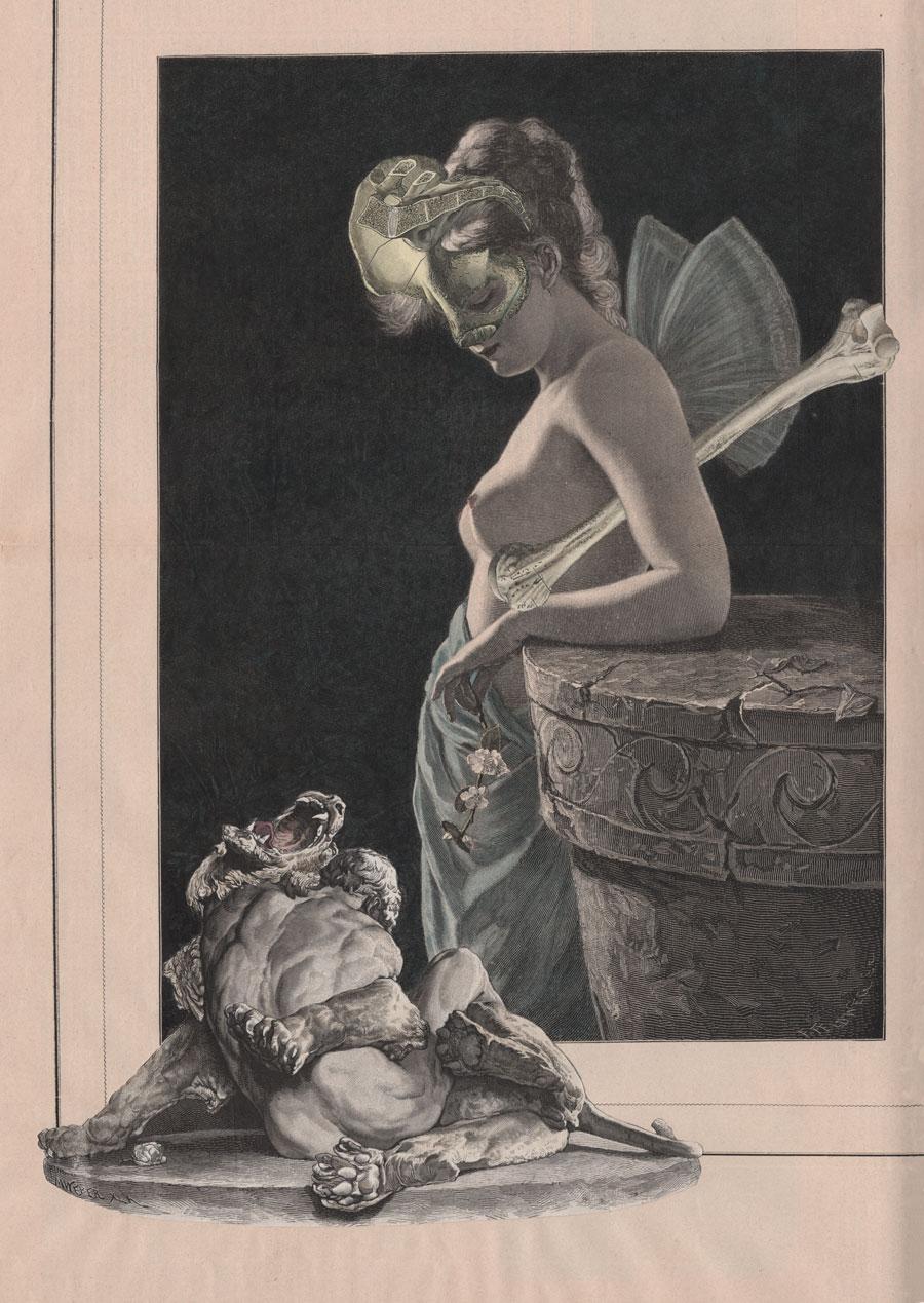 Psique (2020) - Cornelius Coffin