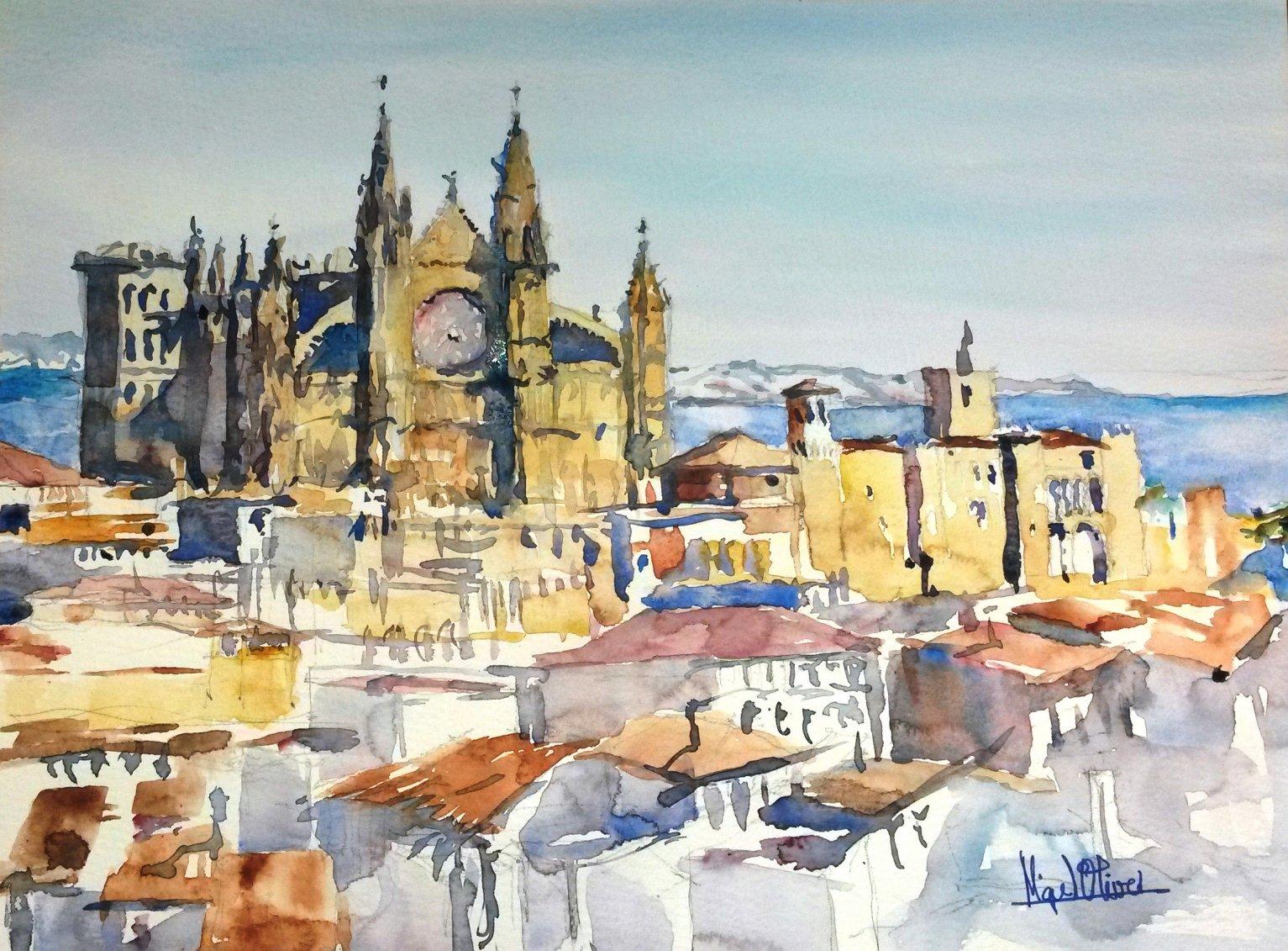 Palma de Mallorca (2017) - Miguel Oliver Ferrer