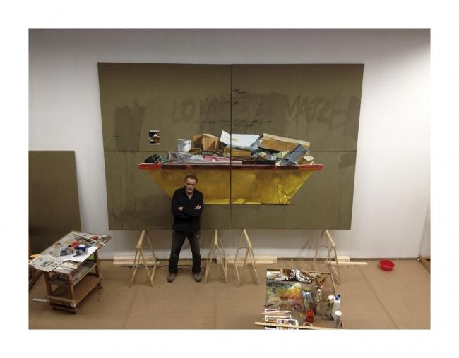 Manuel Quintana Martelo, estudio en Madrid.