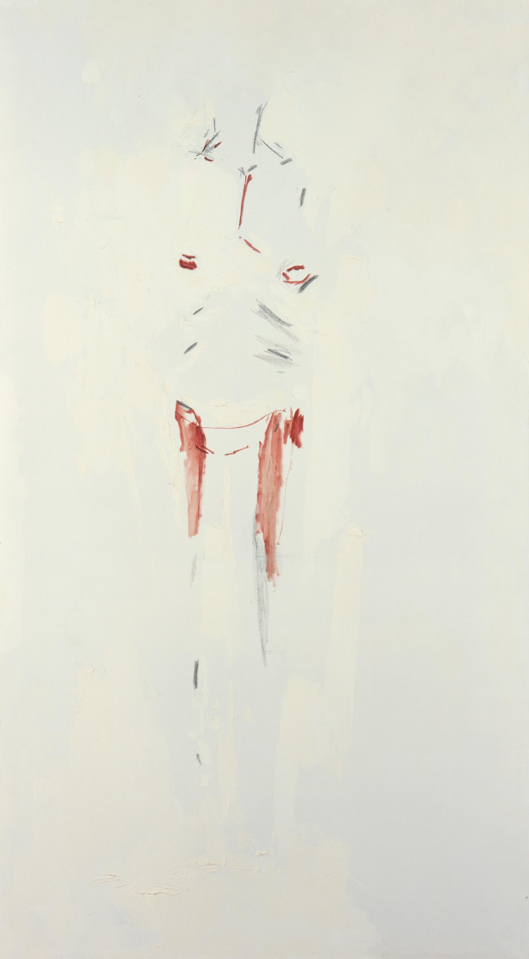 """""""Mujer transparente"""" (2002) - Sandra Pani"""