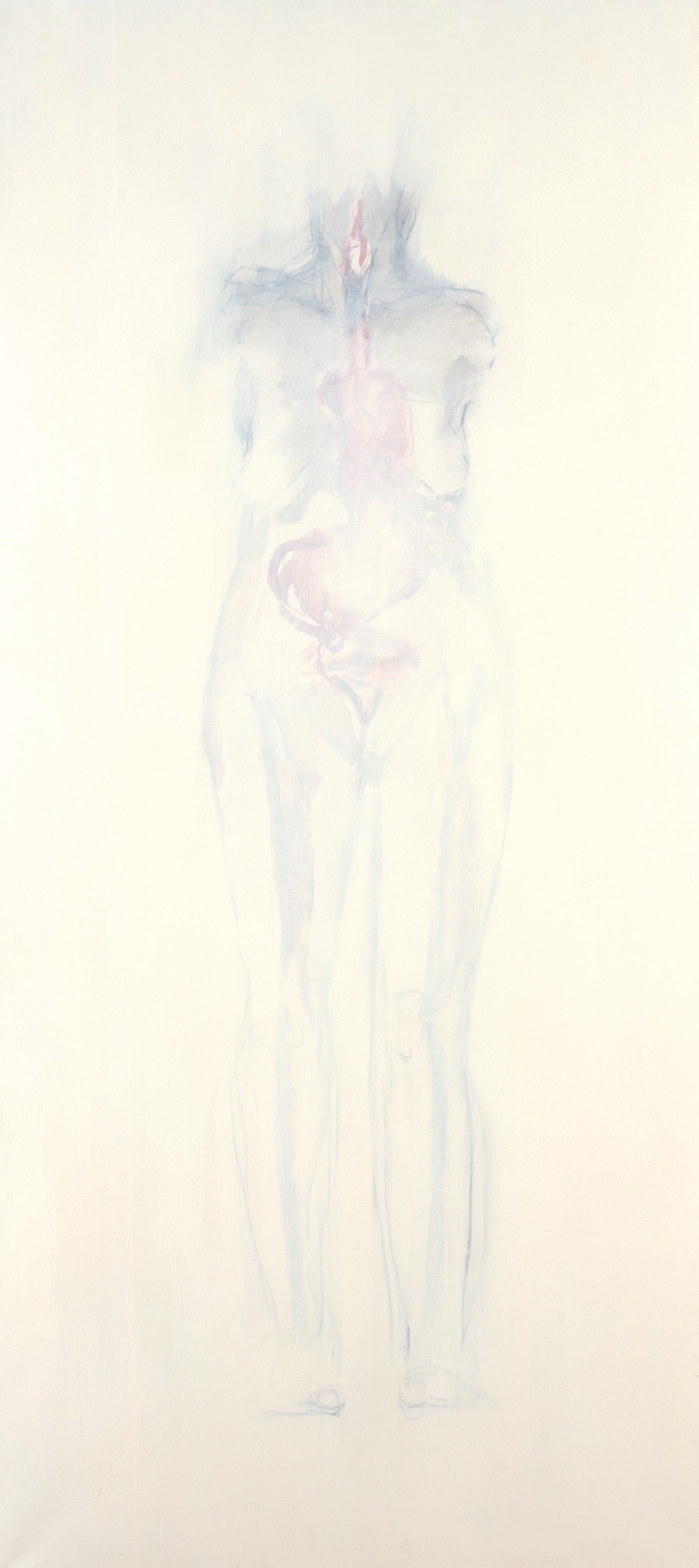"""Mujer sin piel"" (2002) - Sandra Pani"
