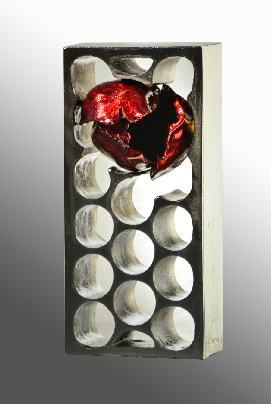 Corazón roto/Broken heart (2016) - Viviane Brickmanne