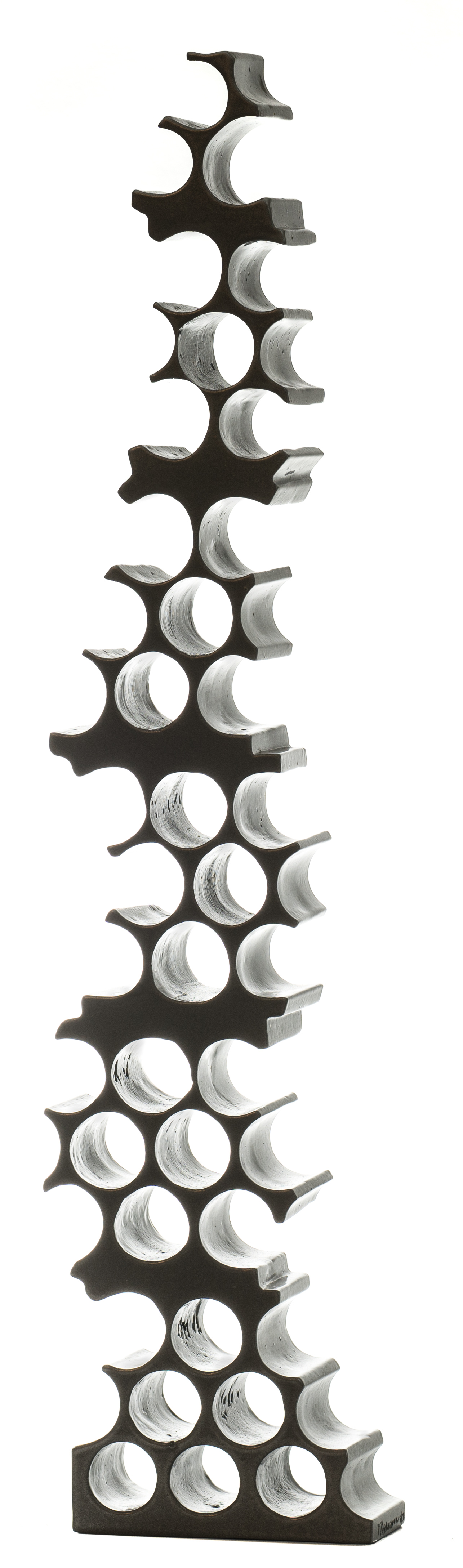 Estructura ascendente/ Ascending Structure (2016) - Viviane Brickmanne