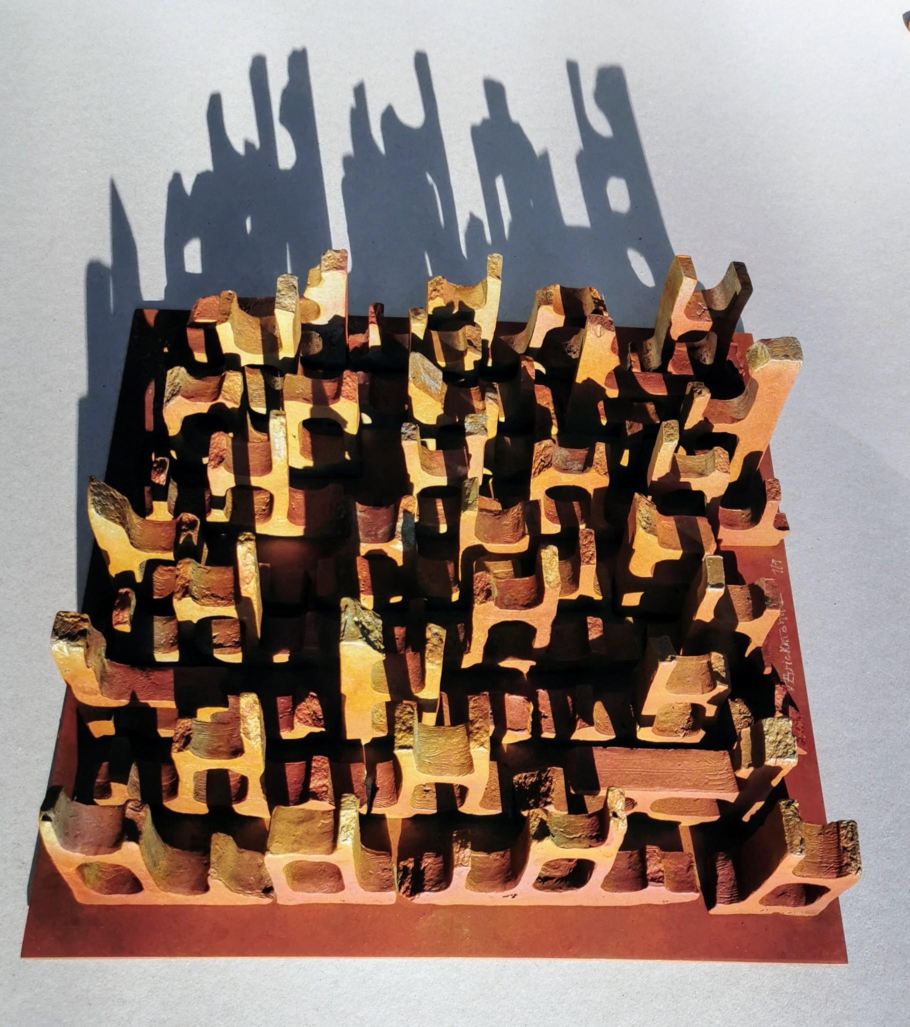 Ruinas (2020) - Viviane Brickmanne